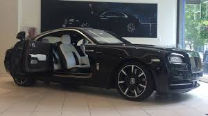 rolls royce wraith inside rolls royce reveals one off wraith commissioned by rock legend