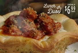 Olive Garden Rock Road Wichita Ks Olive Garden S Newest Food Hybrid Is A Pizza Bowl Of