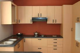 Designs Of Small Modular Kitchen Modular Kitchen Cabinet Design For Small Spaces With Color