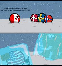 Canada Snow Meme - polandball canada know your meme