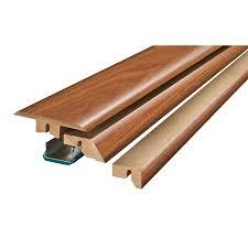 Installing T Molding For Laminate Flooring Shop Floor Moulding U0026 Trim At Lowes Com