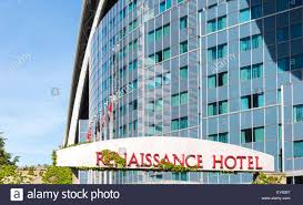 entrance of the renaissance hotel toronto renaissance hotel is a