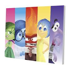 Disney Room Decor Inside Out Bedding Wall Art And Bedroom Decor New