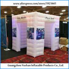 photo booth tent aliexpress buy colorful portable spray booth cube