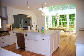bathroom divine kitchen island sink and raised bar in antique