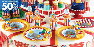 1st birthday party supplies carnival 1st birthday party supplies carnival theme party