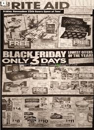 rite aid black friday 2017 deals ad store hours cyber week 2017