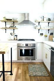 photo cuisine en bois etagere bois blanc beautiful dcoration etagere cuisine leroy merlin