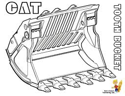 farm equipment coloring pages bulldozer coloring page bulldozer