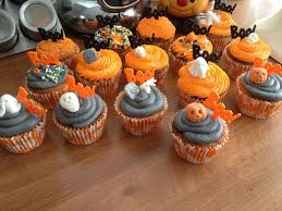 Halloween Cupcakes by Buttermilk Halloween Cupcakes Youtube