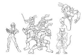 ninja turtles free superhero coloring pages super heroes