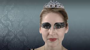 black swan makeup tutorial for halloween youtube