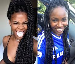 which takes longer to do box braids or senegalese jumbo long box braids google search hair and beauty 3