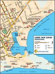 mexico on map los cabos baja map los cabos baja mexico maps los cabos baja