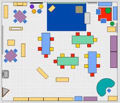 Designing A Preschool Classroom Floor Plan Third Grade Classroom Floor Plan Classroom Learning Environment