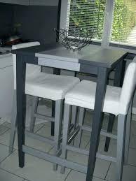 table de cuisine avec tabouret table haute avec tabouret table de cuisine avec tabouret