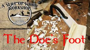 make and use a doe u0027s foot viseless woodworking youtube