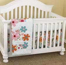 Nursery Bedding Set Baby Bedding For Girls Flower Crib Sets Cotton Tale Designs