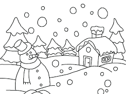 coloring pages about winter winter animals coloring pages winter animal coloring pages winter