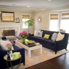 colour schemes for living rooms with black sofa