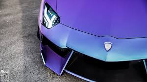 lamborghini purple purple dmc lamborghini aventador looks absolutely incredible