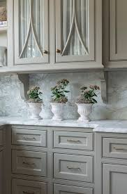 Kitchen Cabinet Paint Color Kitchen Cabinet Paint Color Is U201crevere Pewter Benjamin Moore Hc