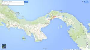 Google Maps Virginia by Panama City Map