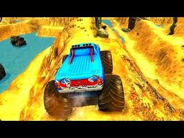 road monster truck derby android gameplay hd monster