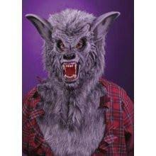 Werewolf Mask Black Wolf Mask U2013 State Fair Seasons