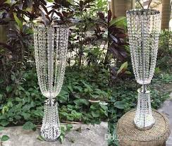 Lucite Vases Wholesale I Tall And Large111 Iron Crystal Plated Vase Metal One