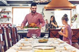 what you can do to prepare for thanksgiving dinner