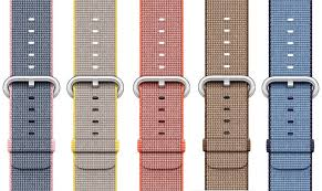 apple watch light blue new colors launch for apple watch sport band woven nylon and