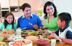 why family meals matter