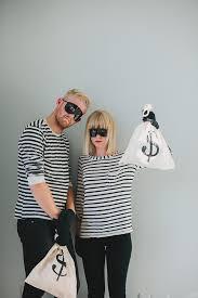 Halloween Burglar Costume Easy Minute Couples Costumes Pt 1 Yessay
