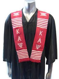 graduation stole alpha psi graduation stole with white letters