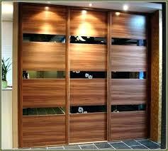 Wooden Closet Door Solid Closet Doors Solid Wood Sliding Closet Doors Home Design