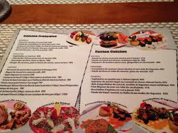 cuisine et maison พาช มร านอาหารฝร งเศส maison blanche ท ถ นราธ วาส pantip