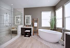 spa inspired bathroom designs trendy bathroom additions that bring home the luxury spa