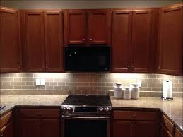 Kitchen Backsplash Dark Cabinets by Kitchen Backsplash Ideas Backsplash For Black Granite