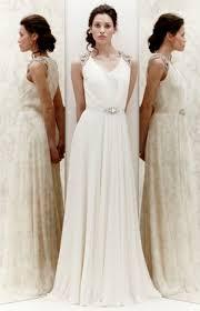 empire brautkleider inspirierend brautkleider empire stil modell hochzeitskleid