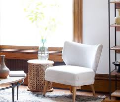 Small Chair For Living Room Small Occasional Chairs West Elm