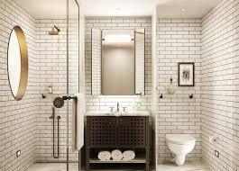 Contemporary Small Bathroom Ideas by Subway Tile Bathroom Designs Completure Co