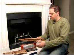 how to build a fire in a fireplace tools u0026 materials for
