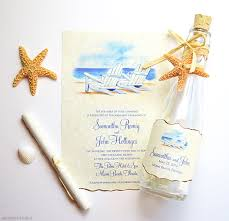wedding invitations in a bottle custom listing for mospens studio custom