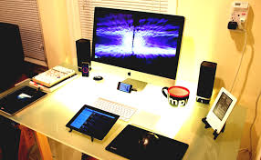 Affordable Modern Desk by Cool Home Office Furniture Design With Simple Modern Desk And High