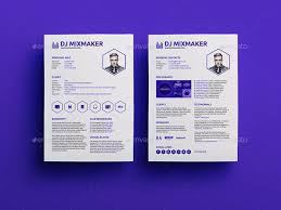 Dj Resume Resume Cv Cover Letter by The 30 Best Resume Templates Of 2016 Web U0026 Graphic Design