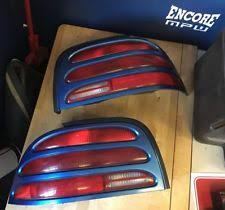 1994 mustang tail lights 1994 1995 ford mustang tail light left side f4zb13441 oe ebay