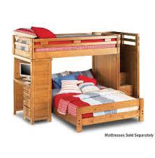 TwinFull Step Loft With Desk Youth Bedroom Bedrooms Art Van - Art van full bedroom sets