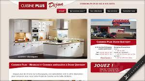 cuisine plus dijon réalisation site creamotion