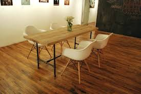narrow dining room tables reclaimed wood reclaimed dining table set narrow dining room tables set interesting